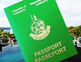 瓦努阿图快速护照