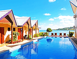 瓦努阿图永居