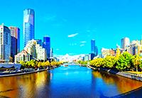 澳大利亚移民中国人选择居住最多的城市有哪些?
