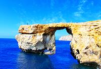 有一种错过叫永远消失,它就是马耳他蓝窗