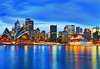 恭喜武汉周女士成功办理190澳洲州担保技术移民!