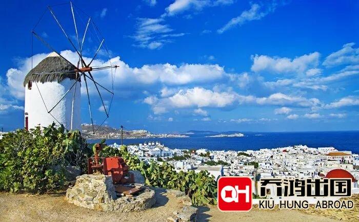 希腊移民政策改革,未成年人可作为主申请人申请