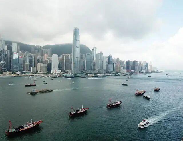 2021年香港再蝉联全球最自由经济体!